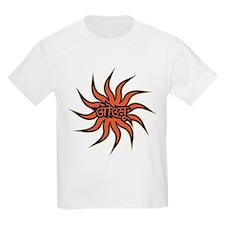 Sanskrit Aum Star T-Shirt