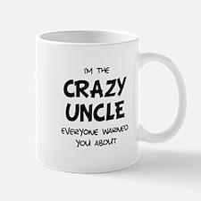 Crazy Uncle Mug