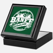 Banff Old Circle Keepsake Box