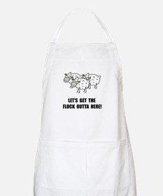 Flock Outta Here Apron