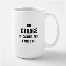 Garage Calling Mug