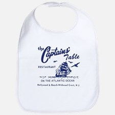 Captains Table Restaurant - Wildwood Crest, NJ Bib
