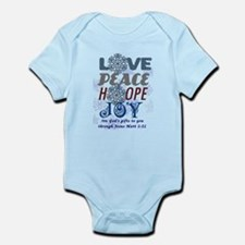Gods Christmas Gift to you! Infant Bodysuit