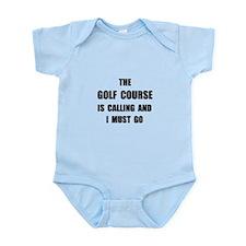 Golf Course Calling Infant Bodysuit