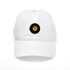 Vinyl Record Baseball Cap