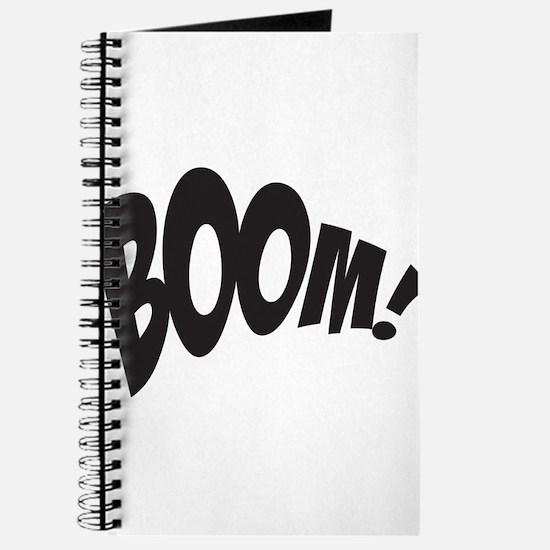 BOOM! Journal