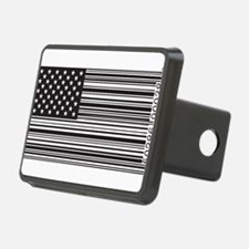 Capitalist Flag Hitch Cover