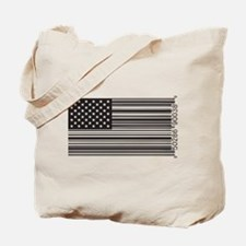 Capitalist Flag Tote Bag