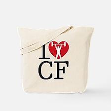 Cute Cross fit Tote Bag