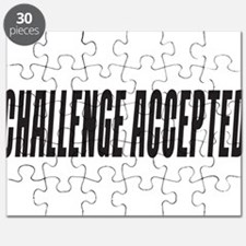 Challenge Accepted Puzzle
