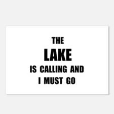Lake Calling Postcards (Package of 8)