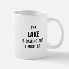 Lake Calling Mug