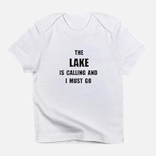 Lake Calling Infant T-Shirt