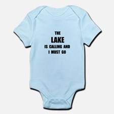 Lake Calling Infant Bodysuit