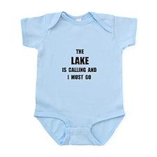 Lake Calling Onesie