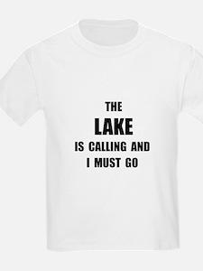 Lake Calling T-Shirt