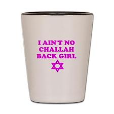Unique Jewish Shot Glass