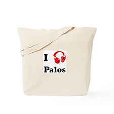 Palos music Tote Bag