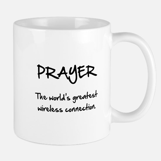 Prayer Wireless Mug