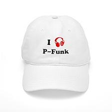 P-Funk music Baseball Cap