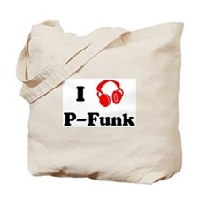 P-Funk music Tote Bag