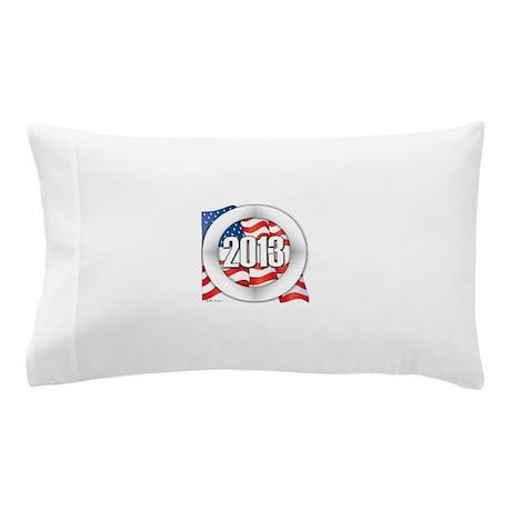 2013 Round Logo Pillow Case