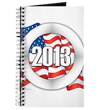 2013 Round Logo Journal