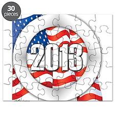 2013 Round Logo Puzzle