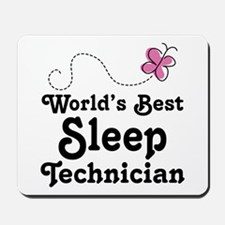 Sleep Technician Mousepad