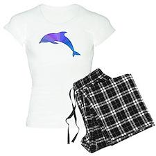 Colorful Dolphin pajamas