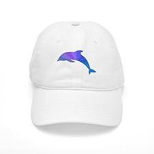 Colorful Dolphin Baseball Cap