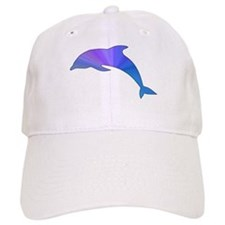 Colorful Dolphin Cap