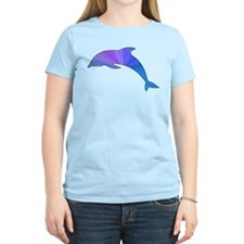 Colorful Dolphin T-Shirt