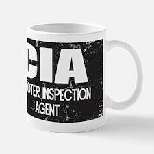 CIA: Cooter Inspection Agent Mug