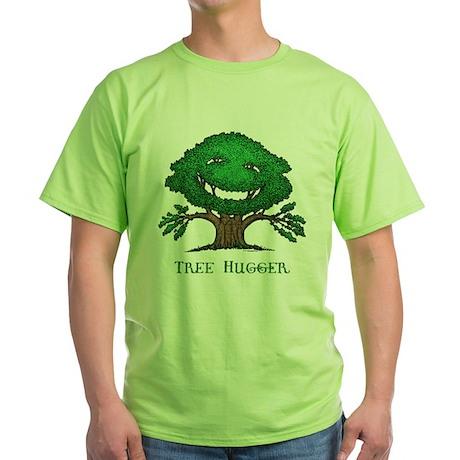 Tree Hugger Ash Grey T-Shirt T-Shirt