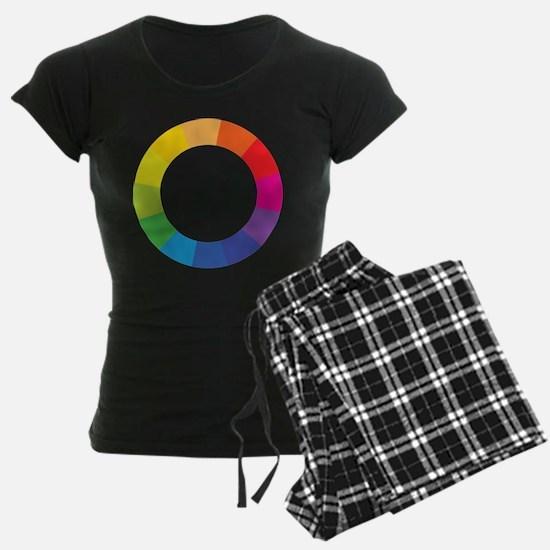 Color Wheel Pajamas