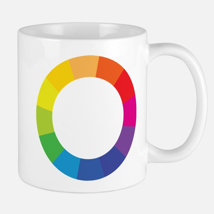 Color Wheel Mug