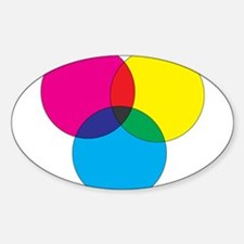 Colors Sticker (Oval)