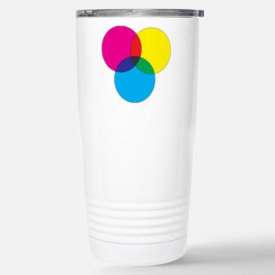 Colors Stainless Steel Travel Mug