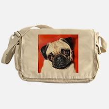 Pug Gifts 1 Messenger Bag