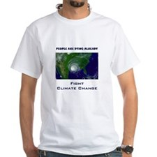 Fight Climate Change Hurricane Shirt
