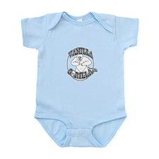 Vanilla Gorilla Ink Big Logo Infant Bodysuit