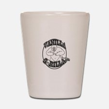 Vanilla Gorilla Ink Big Logo Shot Glass