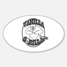 Vanilla Gorilla Ink Big Logo Decal
