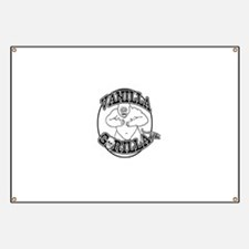 Vanilla Gorilla Ink Big Logo Banner