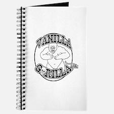 Vanilla Gorilla Ink Big Logo Journal
