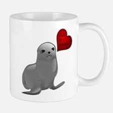 Baby Seal Club and Release Mug
