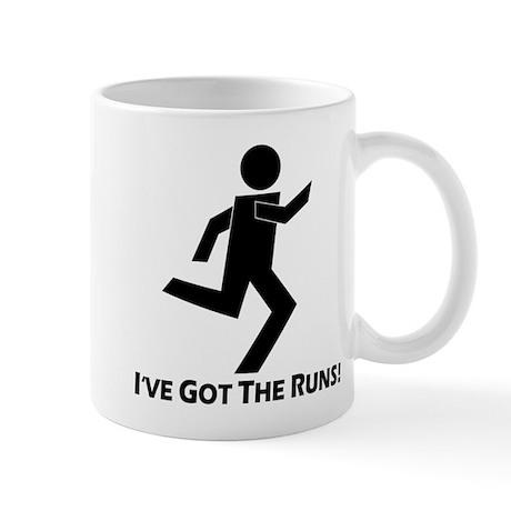 3-the-runs Mugs