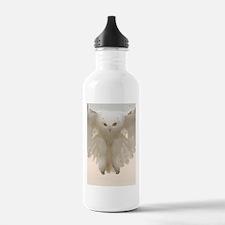 Ghost Owl Water Bottle