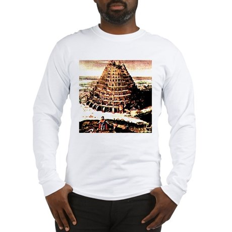 Tower of Babel Long Sleeve T-Shirt
